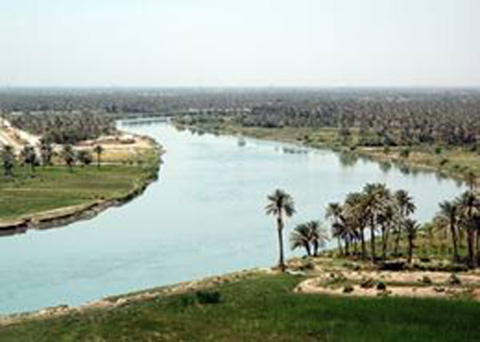 Druzelle Cederquist Essay Banks Of Tigris Banks Of The Tigris River